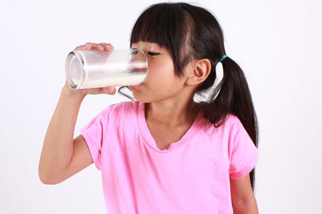 saat memilih susu anak