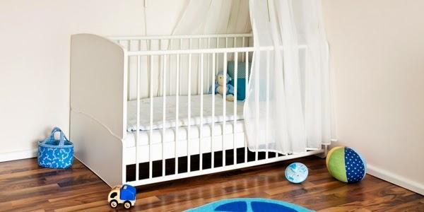 Ranjang Bayi Untuk Si Kecil