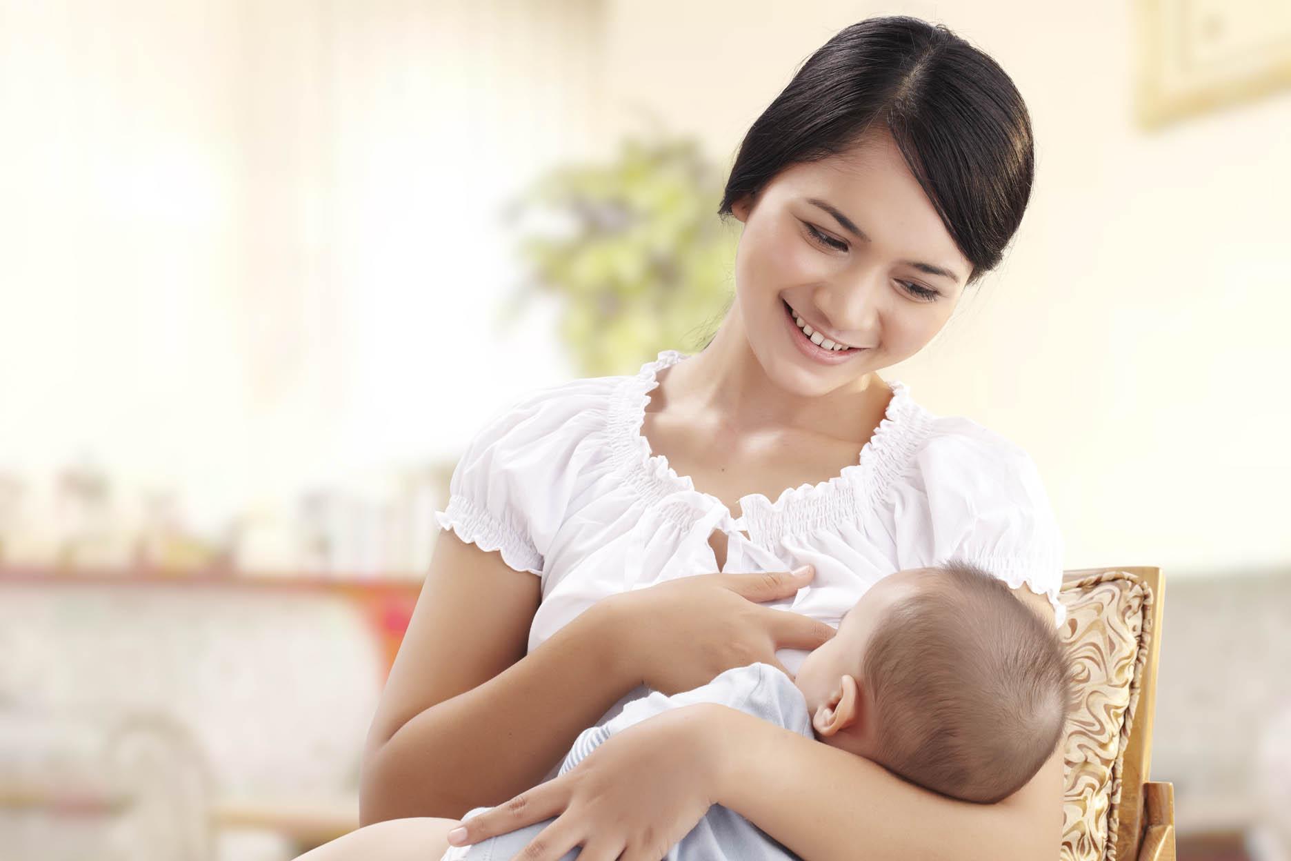 Pentingnya Asi untuk bayi baru lahir