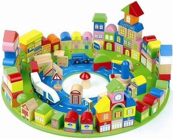 Jenis-jenis mainan anak