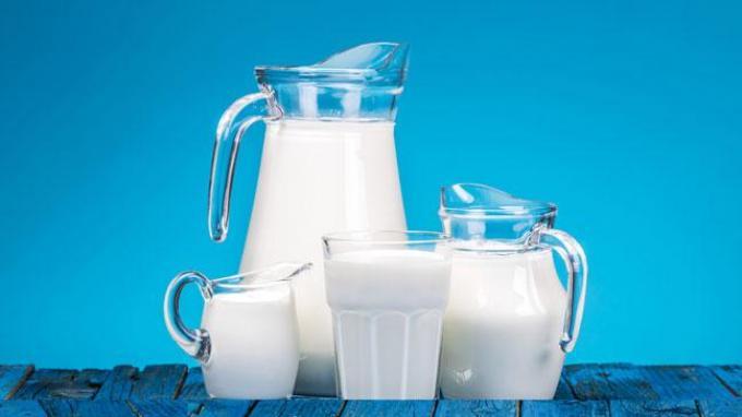 kandungan susu rendah lemak