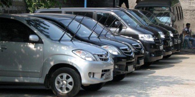 pilihan rental mobil