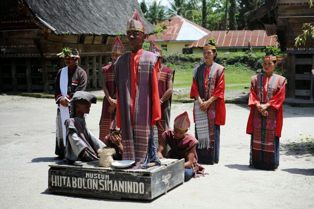 tradisi unik sumatera utara